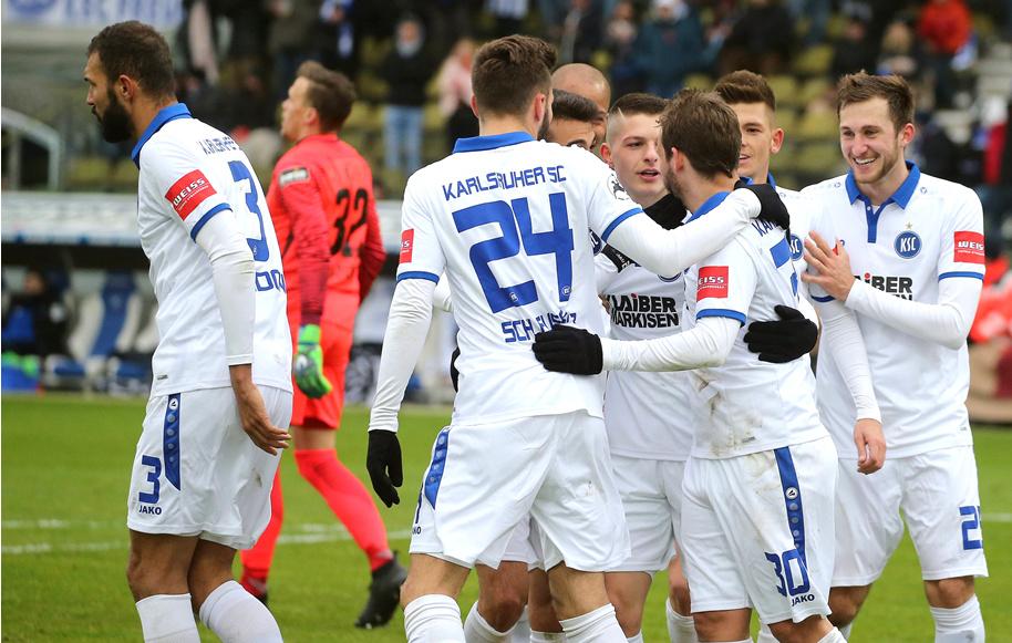 Karlsruher SC: Die Konzentration hoch halten | liga3-online.de