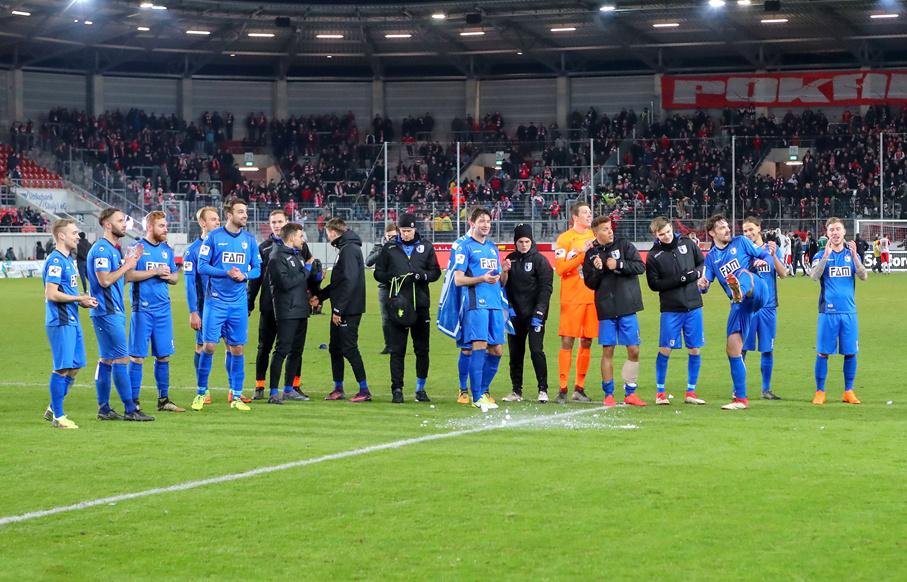 """FCM feiert dritten Derby-Sieg in Folge: """"Ein geiles Gefühl ..."""
