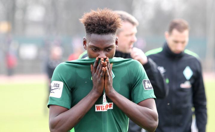 Werder Bremen II: Der Abstieg ist besiegelt   liga3-online.de