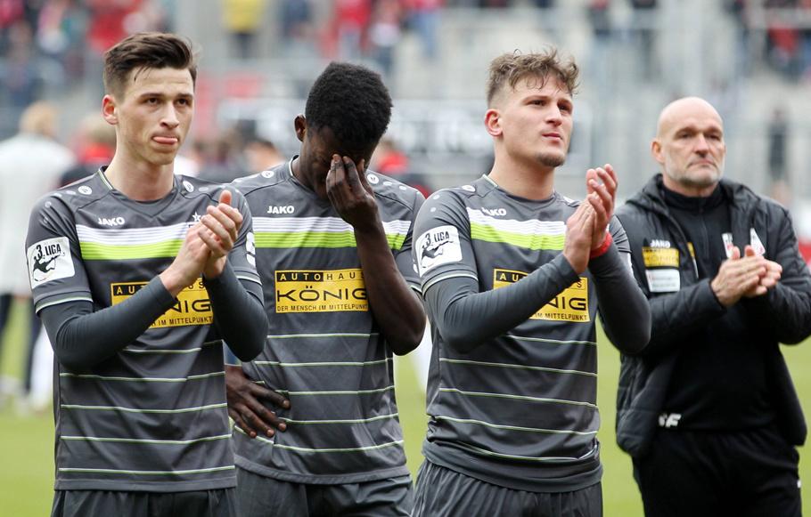 Abstieg besiegelt: Erfurt verabschiedet sich aus der 3 ...