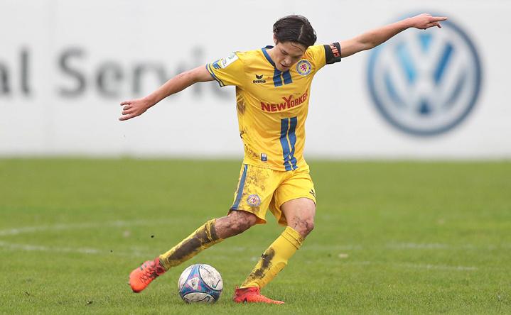 Braunschweig befördert U19-Talent Leon Bürger in den ...