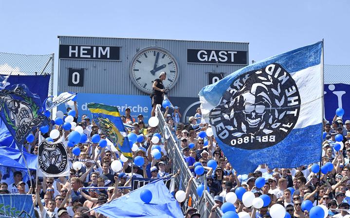 1860 München: Mit großer Fan-Unterstützung nach Rostock ...