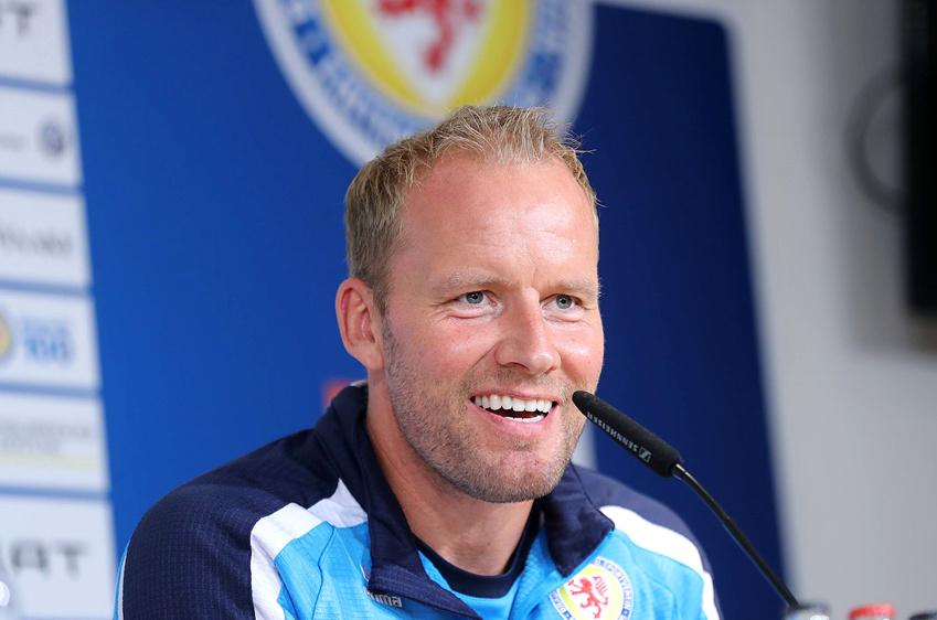 """Pedersen zuversichtlich: """"Können geilen Fußball spielen ..."""