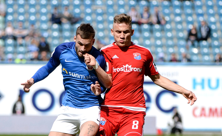 SpVgg Unterhaching testet Ex-Rostocker Fabian Holthaus ...