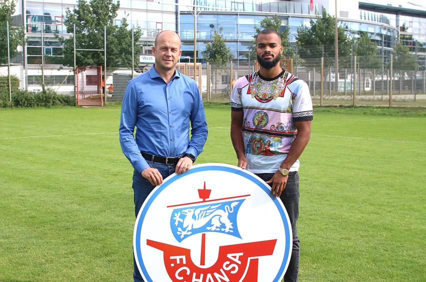 """Ofosu-Ayeh: """"Wechsel nach Rostock ist kein Rückschritt ..."""