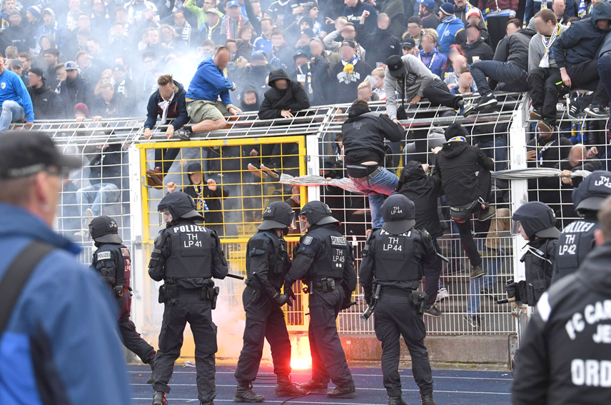 Hansa Gegen Jena