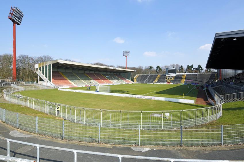 Kfc Uerdingen Stadion Umbau