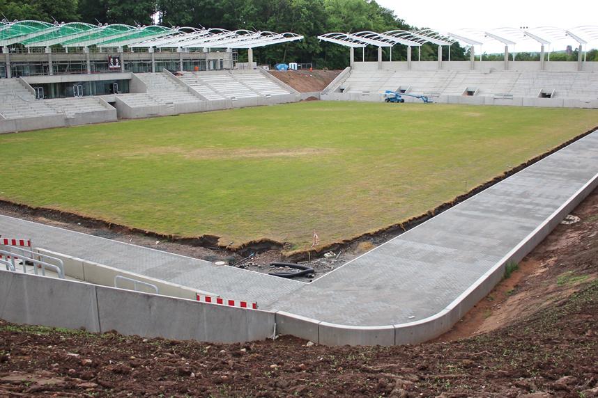 Saarbrücken Stadion