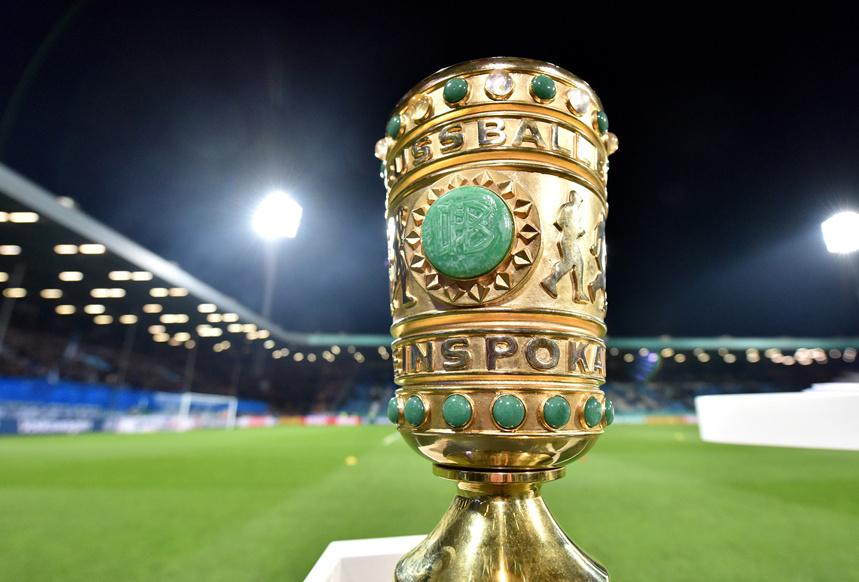 Dfb Pokal Auslosung Der Zweiten Runde Wird Verschoben Liga3 Online De