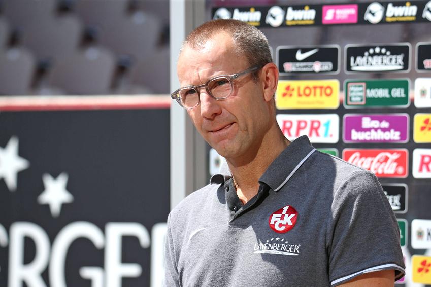 Kaiserslautern Neuer Trainer
