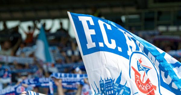 Hansa gegen Halle vor 3.000 Fans? Wie es ablaufen würde