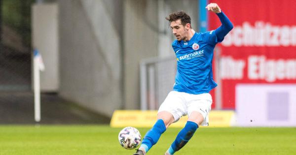 Hansa Rostock: Sonnenberg sendet positive Signale für Verbleib