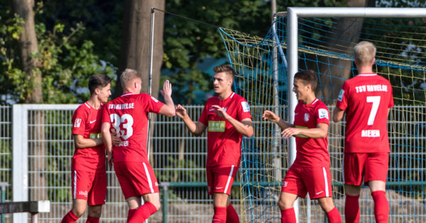 Relegation Regionalliga 2021 Auslosung