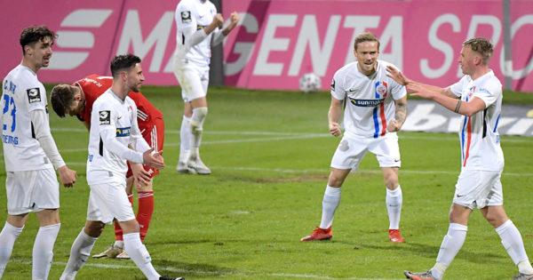 """Hansa wird zum Gejagten: """"Wollen das Ding über die Ziellinie bringen"""""""
