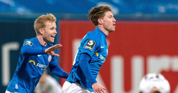 Hansa Rostock Live Ticker Heute