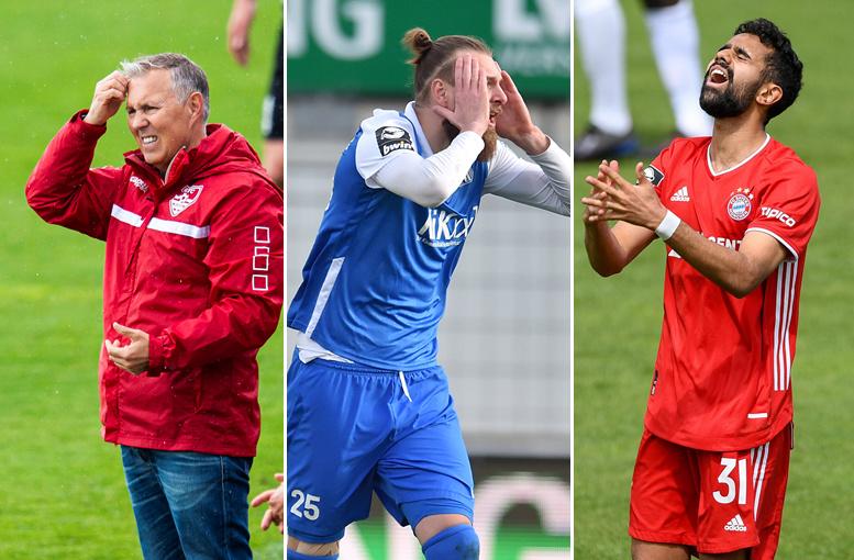 Sv Meppen Tabelle Regionalliga