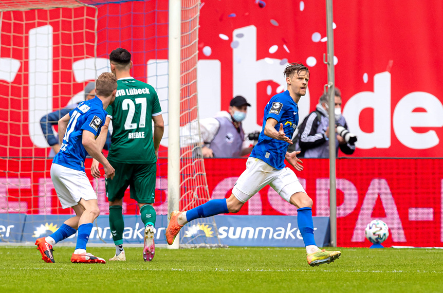 Hansa Rostock Gegen Dynamo Dresden
